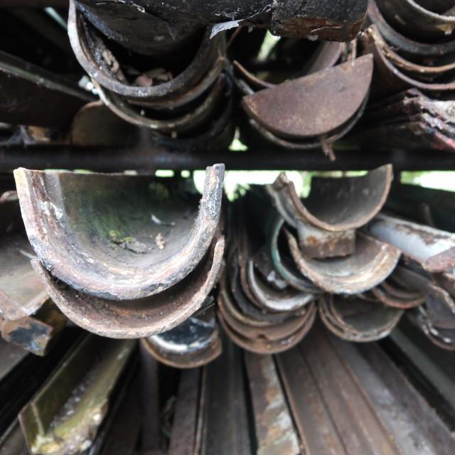 Half Round Guttering Cast Iron Guttering