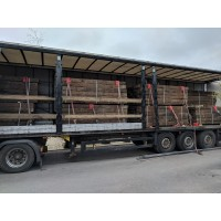 Reclaimed Railway Sleepers Timber