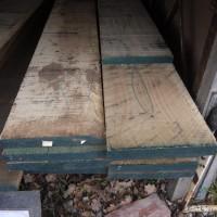 Kiln Dried Oak Boards Timber