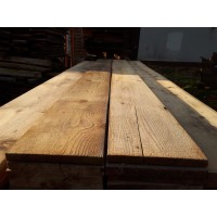 Reclaimed Pine Floorboards Timber