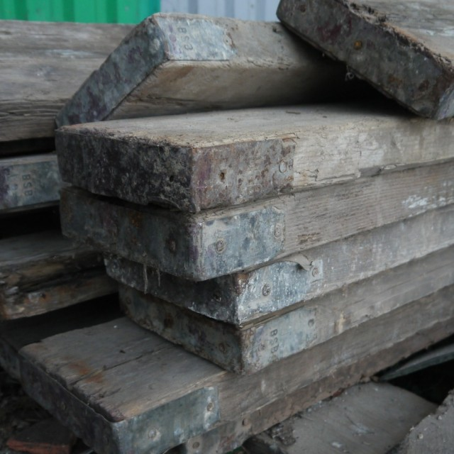 Thick Scaff Planks Timber