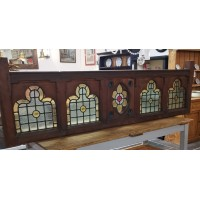 Stained Glass Panel Windows