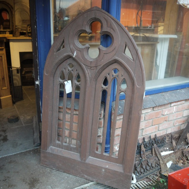 Large Gothic Window Windows