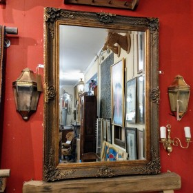 Ornate Gilt Mirror Mirrors