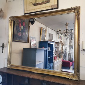 Gilt Framed Mirror Mirrors