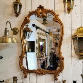 Roccoco Mirror Mirrors