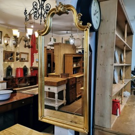 Gilt Frame Mirror Mirrors