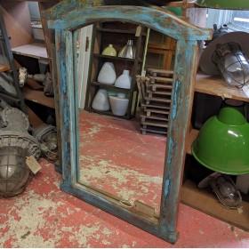 Blue Mirror Mirrors