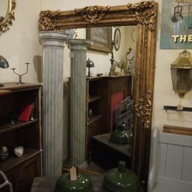 Huge Rococo Mirror Mirrors