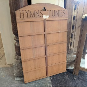 Hymn Board Other Decorative