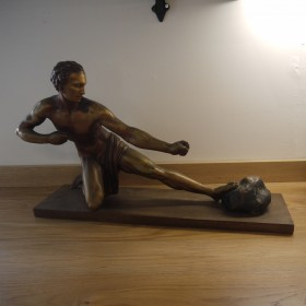Early 20th Century Art Deco Sculpture Other Decorative