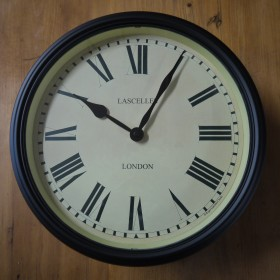 Lascelles School Clock Clocks