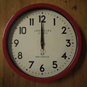 Radio Controlled Clock Clocks
