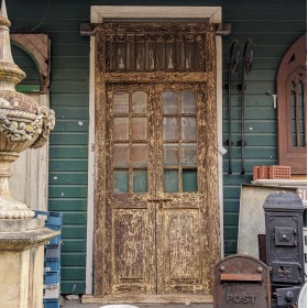Glazed Colonial Style Doors Large Doors & Pairs