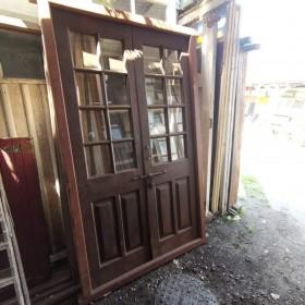 Glazed 8-pane Doors Large Doors & Pairs
