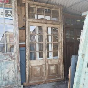 Glazed Doors with Fanlight Large Doors & Pairs