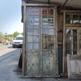 Huge Glazed Indian Doors Large Doors & Pairs