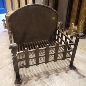 Cast Iron Fire Basket Fire Baskets and Dogs