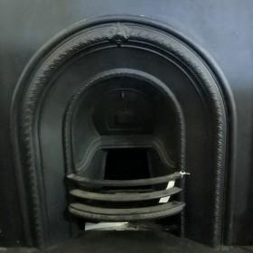 Victorian Style Cast Iron Insert Inserts