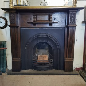 Oak Fire Surround Fire Surrounds and Overmantles