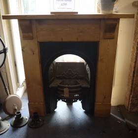 Bespoke Cottage Surround Fire Surrounds and Overmantles