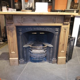 Inset Panel Surround Fire Surrounds and Overmantles