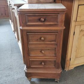 Marble Top Cabinet Bedroom Furniture