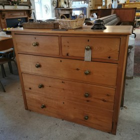 Victorian Chest of Drawers Bedroom Furniture