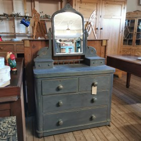 Painted Dressing Table/Chest of Drawers Bedroom Furniture