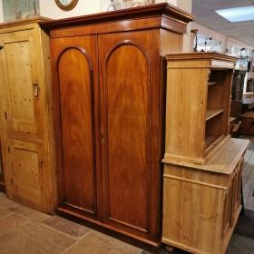 Mahogany Wardrobe/Compactum Bedroom Furniture