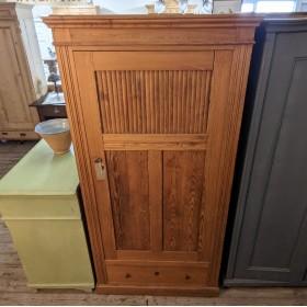 Pine Single Wardrobe Bedroom Furniture