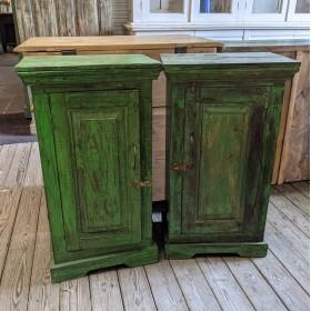 Large Green Bedside Cabinets Bedroom Furniture