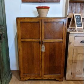Oak Tallboy Cupboards and Larders