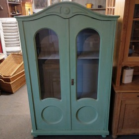 Glazed Painted Larder Cupboards and Larders