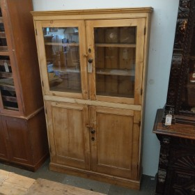 Pine Food Cupboard Cupboards and Larders