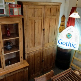 Post Office Cupboard Cupboards and Larders