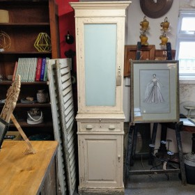 French Pharmacy Cabinet Cupboards and Larders