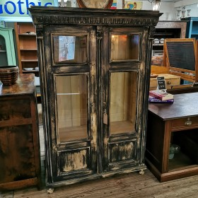 Painted Glazed Cabinet Cupboards and Larders