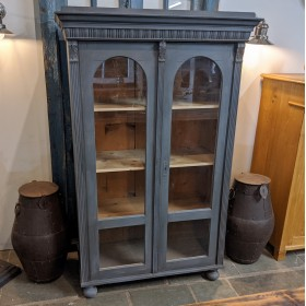 Glazed Display Cabinet Cupboards and Larders