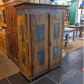 Painted Armoire Cupboards and Larders