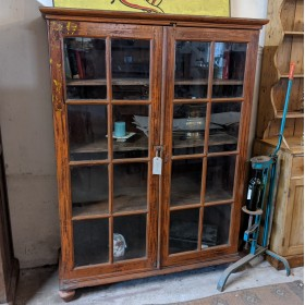 Glazed Cabinet Cupboards and Larders