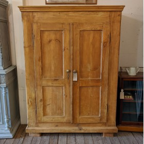 Pine Wardrobe/Hall Cupboard Cupboards and Larders