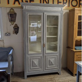 Glazed French Cabinet Cupboards and Larders