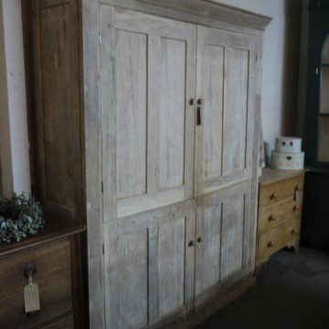 Cupboards and Larders