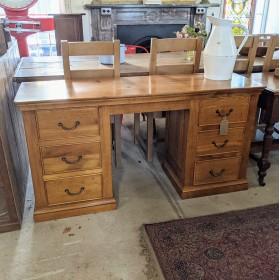6 Drawer Desk Desks