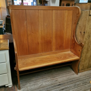 Stools, Benches & Pews
