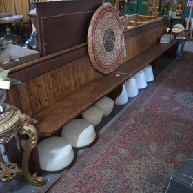 13ft Pew Stools, Benches & Pews