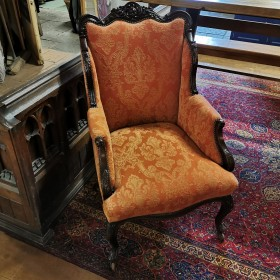 Upholstered Armchair Upholstered Chairs