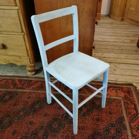 Child's Painted Chair Wooden Chairs