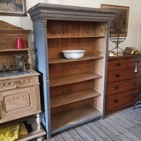Grey Bookcase Sideboards and Dressers